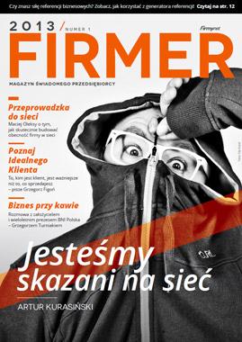 Magazyn Firmer - nr. 01/2013