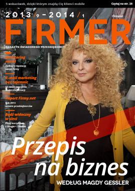 Magazyn Firmer - nr.  09/2013-01/2014