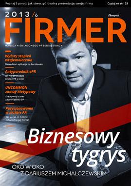 Magazyn Firmer - nr. 06/2013
