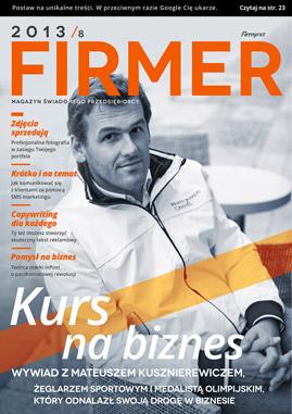 Magazyn Firmer - nr. 08/2013
