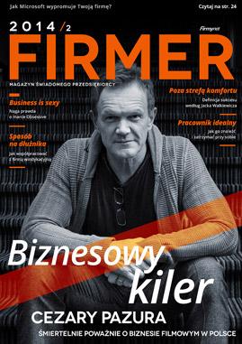 Magazyn Firmer - nr. 02/2014