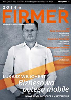 Magazyn Firmer - nr. 03/2014