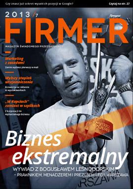 Magazyn Firmer - nr. 07/2013