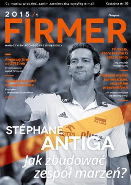 Magazyn Firmer - nr. 01/2015