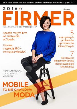 Magazyn Firmer - nr. 01/2016