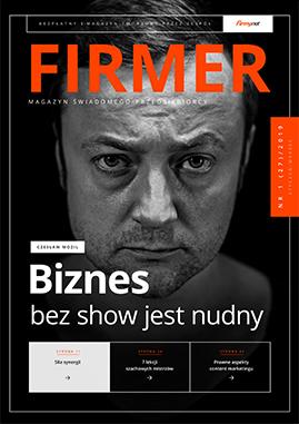 Magazyn Firmer - nr. 01/2019