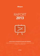 Nastroje gospodarcze wśród małych firm w czerwcu 2013 r.