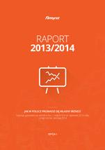 Nastroje gospodarcze wśród małych firm w grudniu 2013 r.