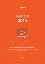 Nastroje gospodarcze wśród małych firm w czerwcu 2014 r.