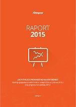 Nastroje gospodarcze wśród małych firm w czerwcu 2015 r.
