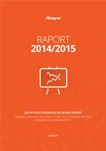 Nastroje gospodarcze wśród małych firm w grudniu 2014 r.