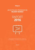 Nastroje gospodarcze wśród małych firm w czerwcu 2016 r.